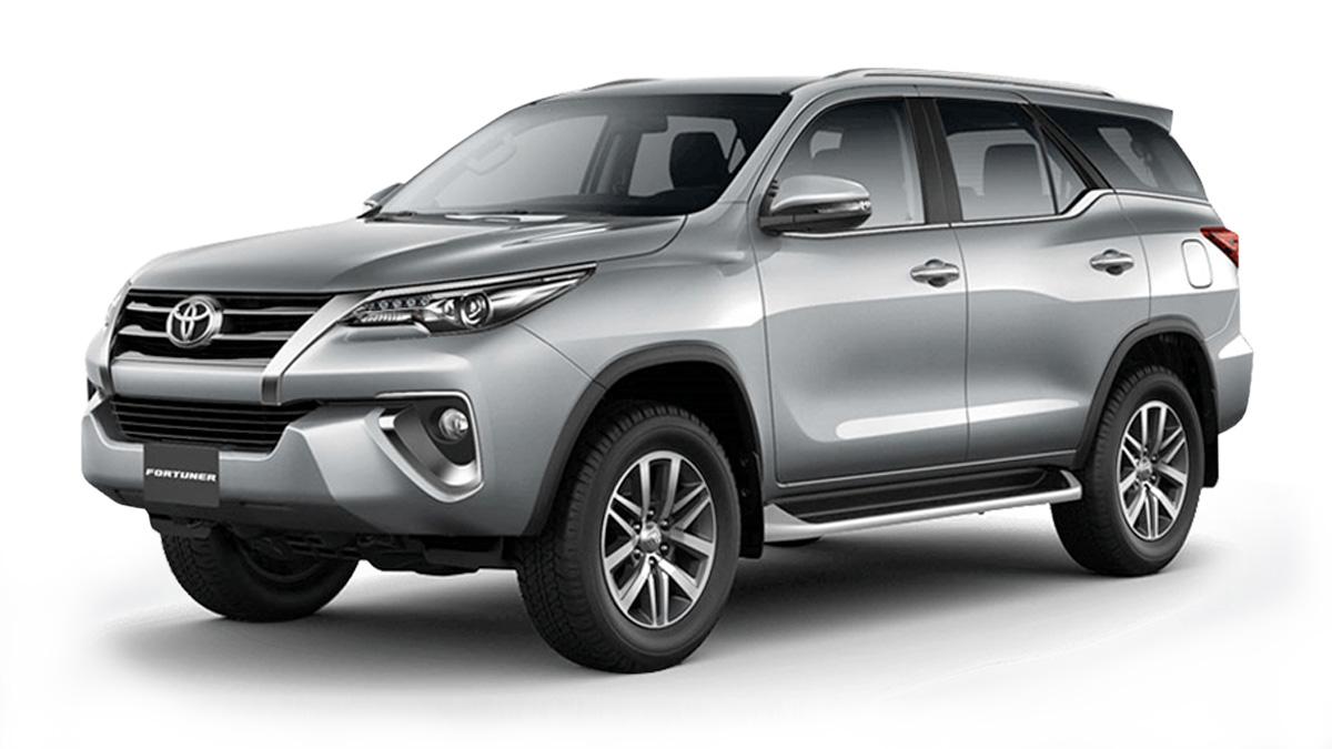 Toyota Fortuner 2019 Philippines