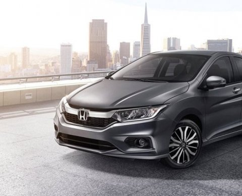Honda City 2018 Philippines Price