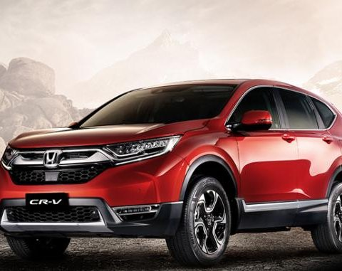 Honda CR-V 2018 Philippines Price