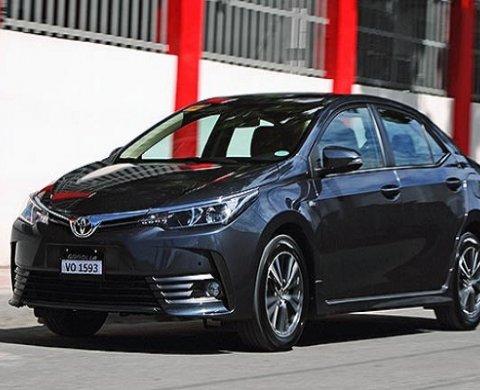 Toyota Corolla 2018 Philippines Price