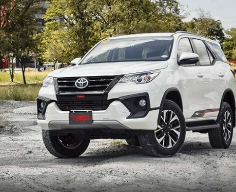 Toyota Fortuner 2018 Philippines Price