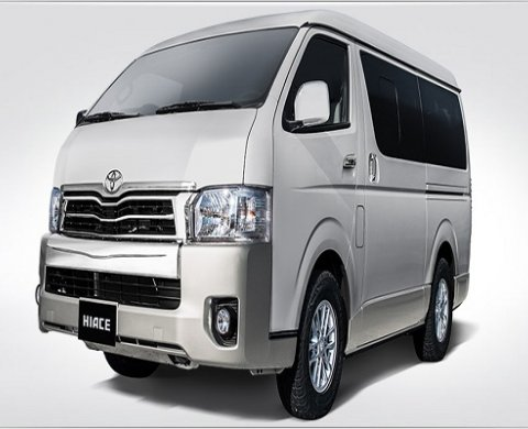 Toyota Hiace 2018 Philippines Price