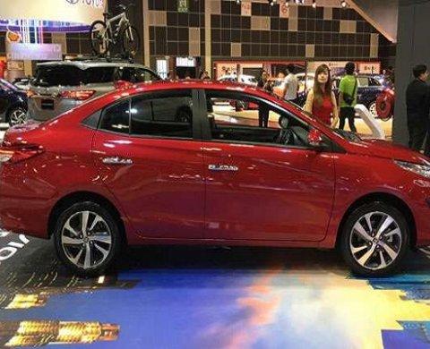 Toyota Vios 2018 Philippines Price