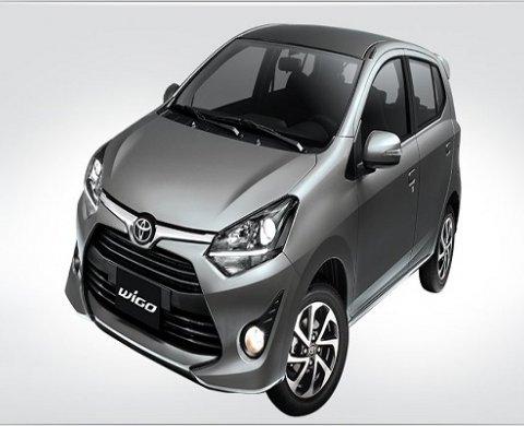 Toyota Wigo 2018 Philippines Price