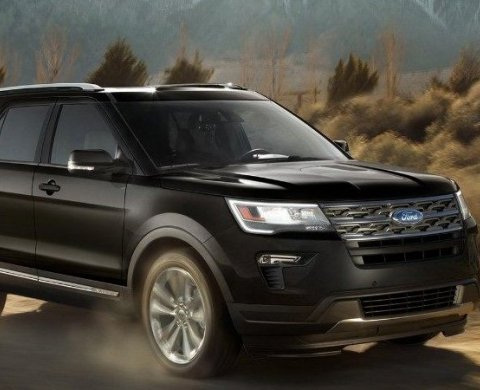 Ford Explorer 2018 Philippines Price