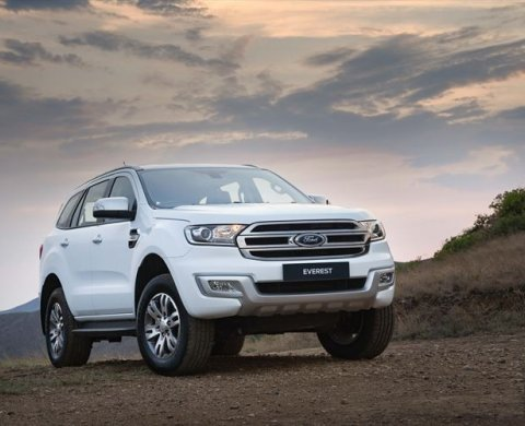 Ford Everest 2018 Philippines Price