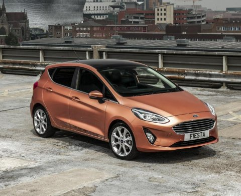 Ford Fiesta Hatchback 2018 Philippines Price