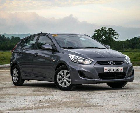 Hyundai Accent Hatchback 2018 price