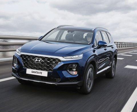 Hyundai Santa Fe 2018 Philippines Price