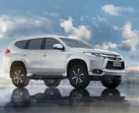 Mitsubishi Montero 2018 Philippines Price