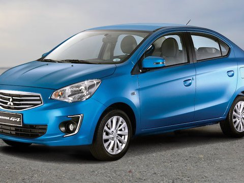Mitsubishi Mirage G4 2018 Philippines Price