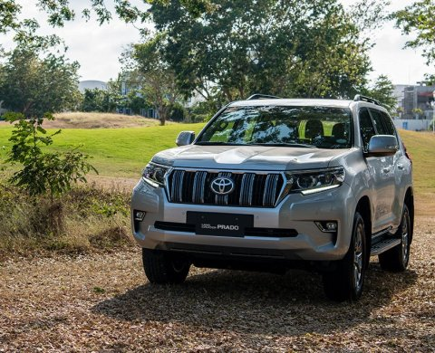 Toyota Prado 2019 Price Philippines: Robust outside, sleek inside!