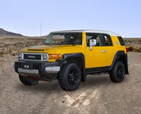 Toyota FJ Cruiser 2019 Price Philippines: A typical all-terrain symbol