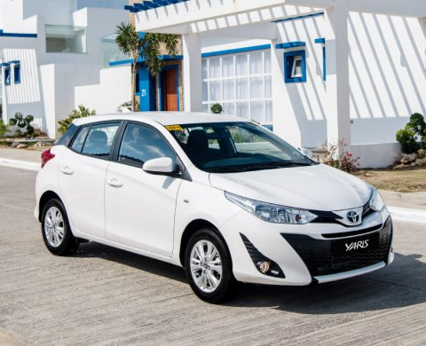 Toyota Yaris 2019 Price Philippines: Sleekness in a small hatchback