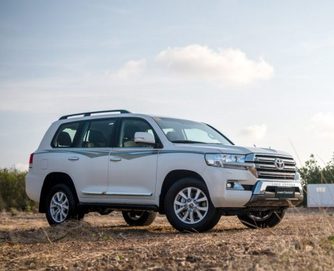 Toyota Land Cruiser 2019 Price Philippines: Defined as a high-end product