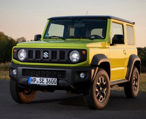 Suzuki Jimny Price Philippines 2021: A must-have item for off-road driving!