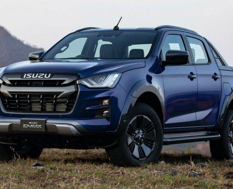 Isuzu D-Max 2021 Price Philippines