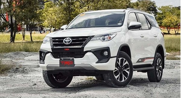 Phil Long Hyundai >> Toyota Fortuner 2018 Philippines Price